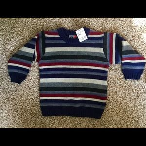 Boys small sweater